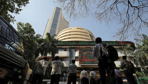 Sensex soars 489 points, Nifty ends at 11,832