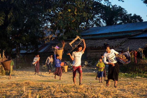 Myanmar orders internet shutdown in conflict-torn Rakhine