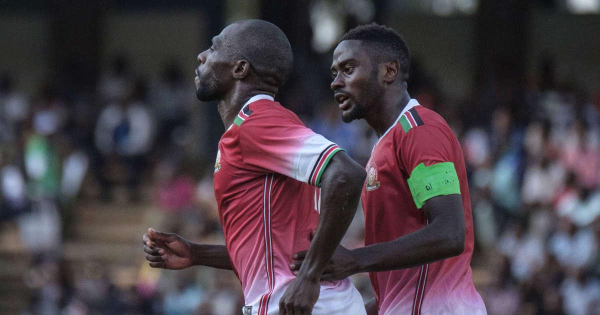 Blow for Kenya as defender to miss Algeria clash