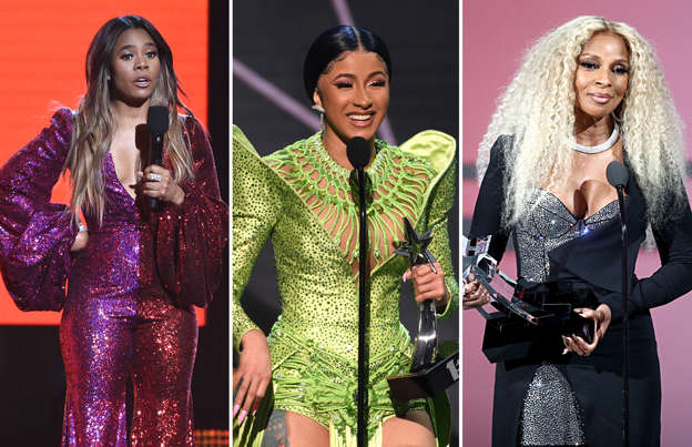 BET Awards 2019: The Complete Winners List