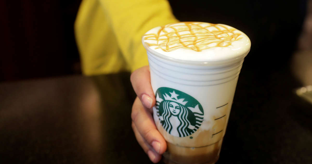 17954a814a1 Starbucks is adding 4 new iced drinks to its menu for summer