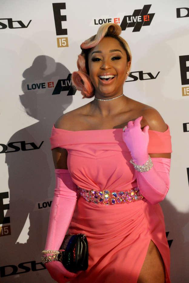 Minnie Dlamini-Jones launches skincare range