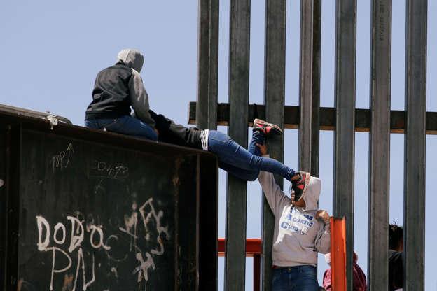 U S  House passes border aid bill, Trump vows veto