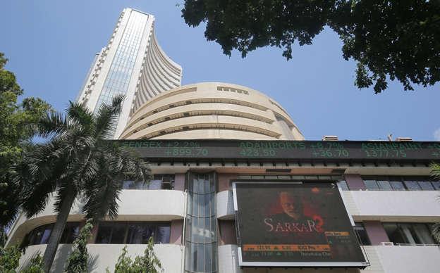 Share market LIVE: Sensex, Nifty trade higher