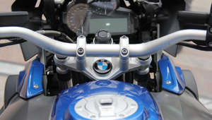 2019 BMW GS Experience