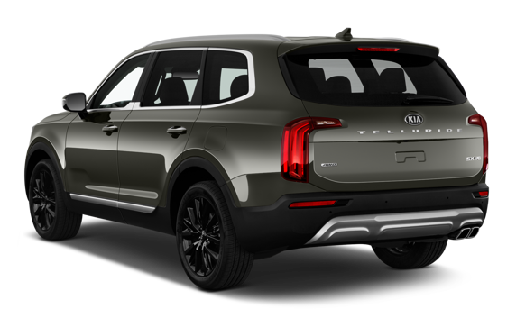 Slide 2 of 25: 2020 Kia Telluride