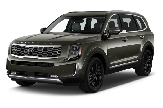 Slide 1 of 25: 2020 Kia Telluride