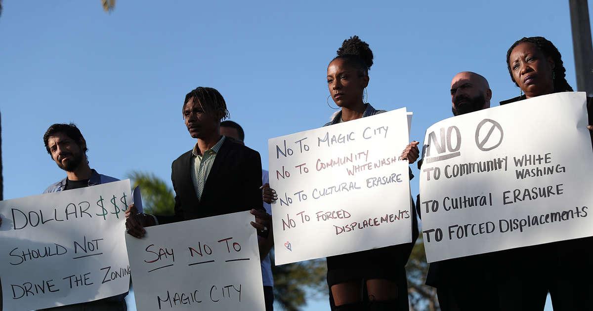 Little Haiti resident sues Miami over approval of massive Magic City