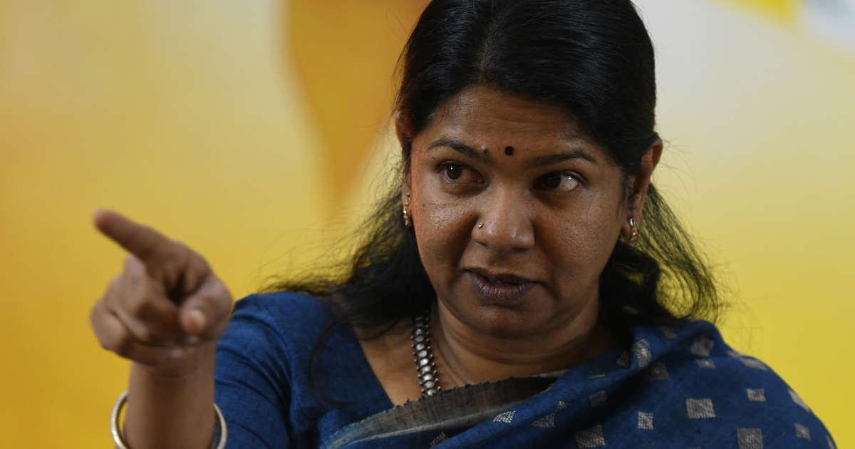 Tamil Nadu BJP moves court against DMK's Kanimozhi