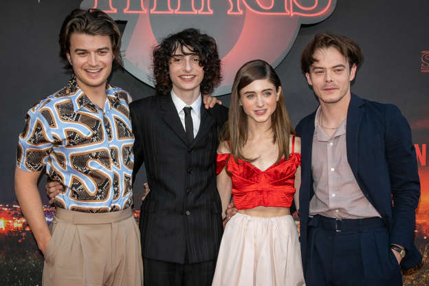 Stranger Things 3 was watched by 40m accounts in its first