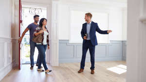 a group of people standing in a room:  Median base salary: $50,467 Job satisfaction: 4.2 out of 5 Job openings: 7,468  Although realtors have the lowest median base salary of the jobs on this ranking, the job is tied for the third-highest job satisfaction rating.