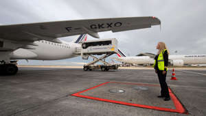 Air France staff ask 26 passengers to 'voluntarily' disembark flight