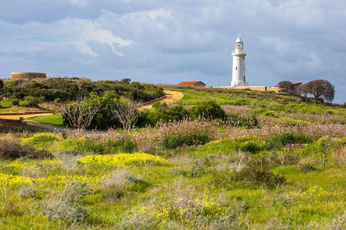 Διαφάνεια 6 από 19: Lighthouse in Kato, Paphos, Cyrpus