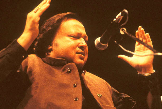 Nusrat Fateh Ali Khan's 1985 album getting a re-release