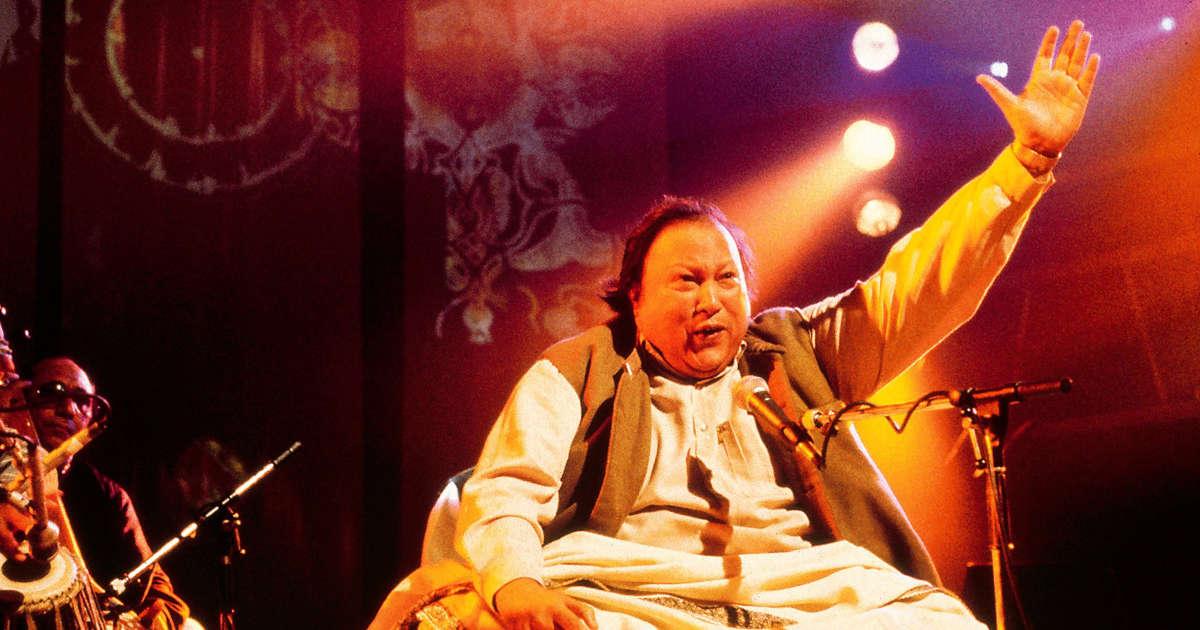 Nusrat Fateh Ali Khan's 1985 album getting a re-release