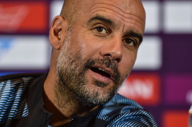 Pep Guardiola admits Manchester City are on lookout for new