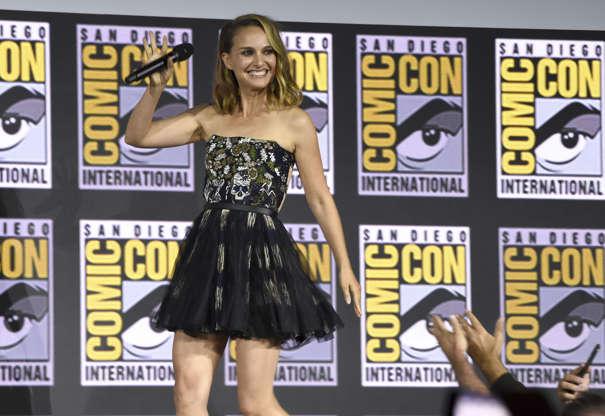 Natalie Portman to play female Thor