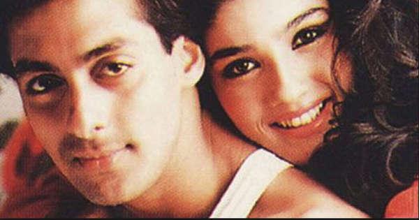 Raveena Tandon on Salman Khan: He told everyone that he