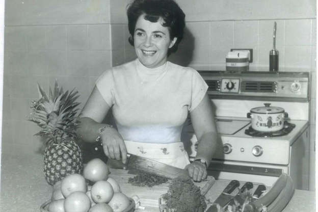 Margaret Fulton, who inspired Australians to undertake