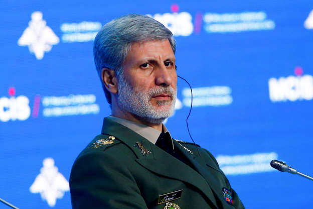 Iran defense minister says no Iranian drone has been downed