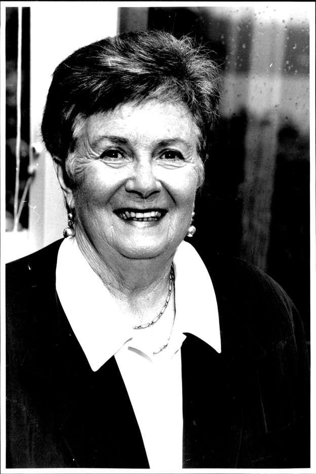 Culinary pioneer Margaret Fulton honoured