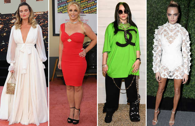 Weekly fashion roundup: Who wore what