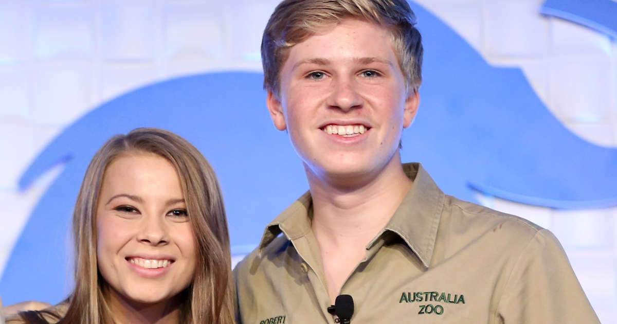 How Bindi Irwin's brother Robert secretly helped with her engagement