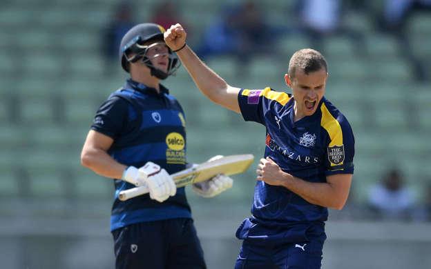Yorkshire Cricketer Josh Poysden Suffers Fractured Skull