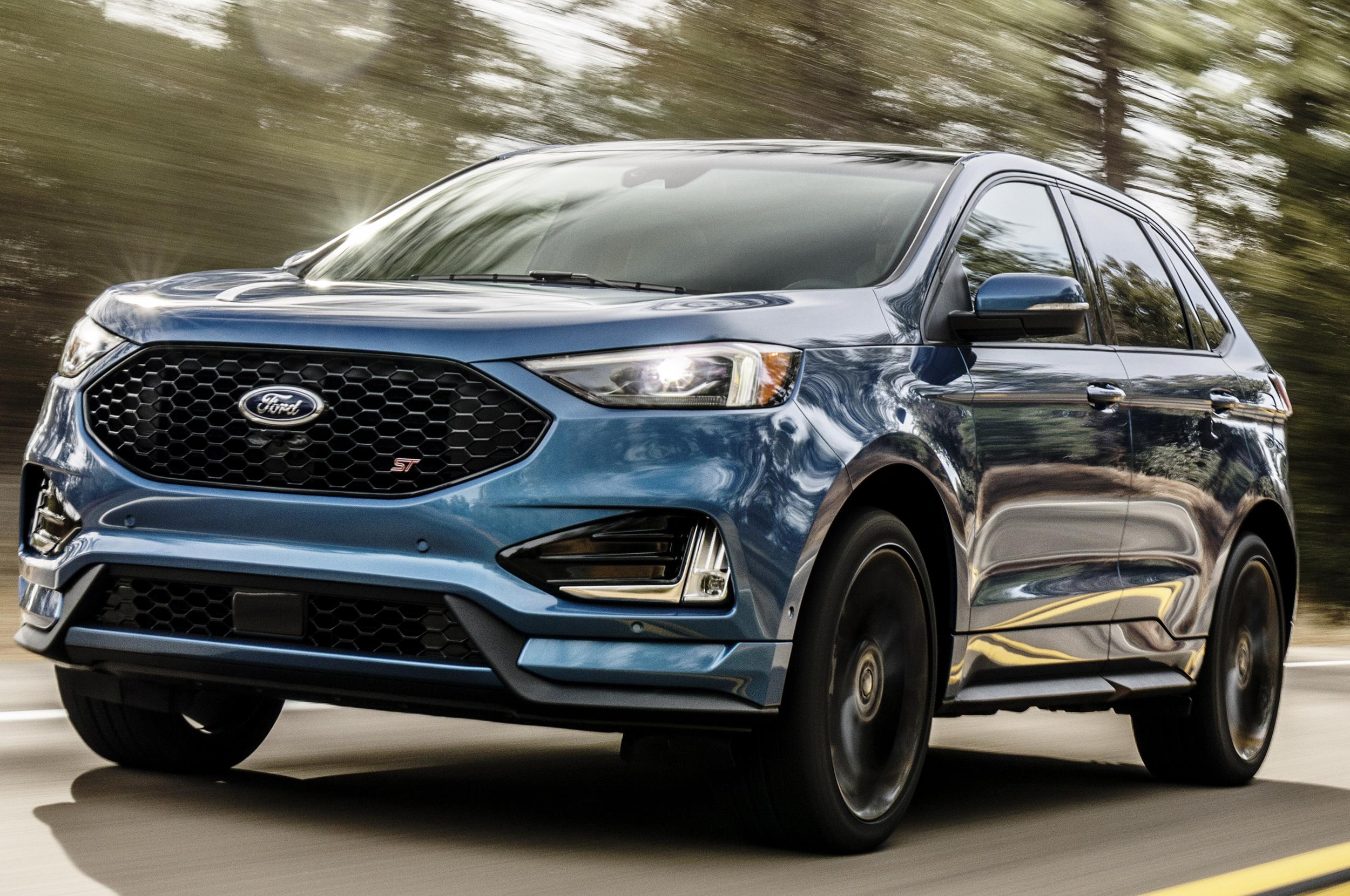 2020 Ford Edge Reviews - MSN Autos