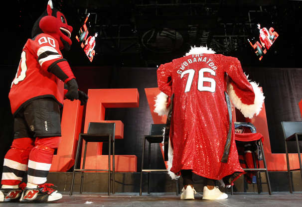 finest selection e1a84 99609 Subban: Devils have 'one of the best environments I've ever ...