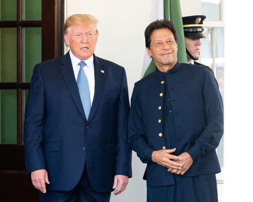 Trump to visit Pakistan soon: Imran