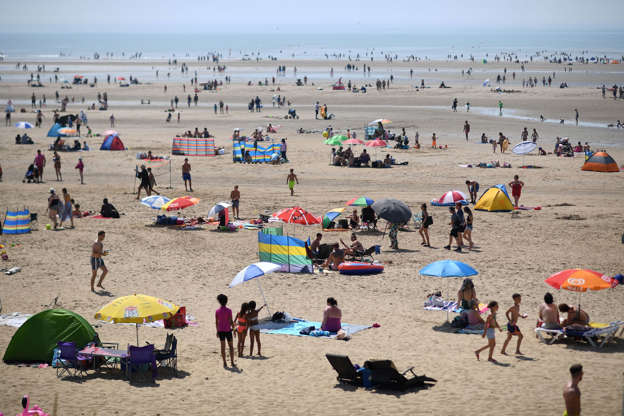 The heatwave is over, but travel disruption set to continue this morning
