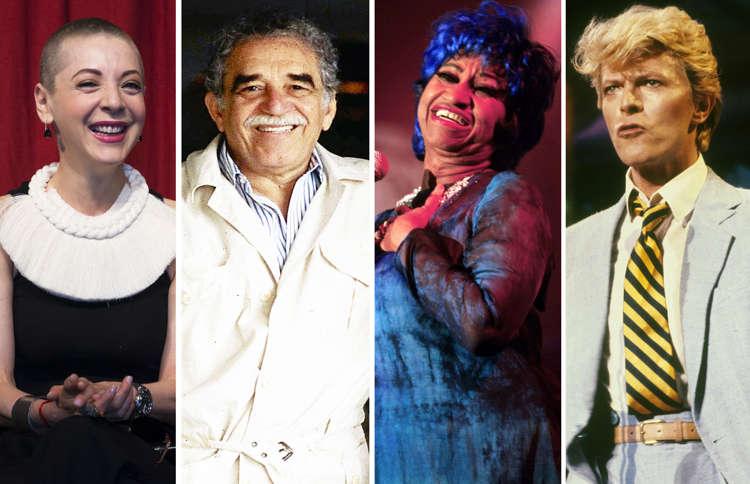 celebridades del cáncer de próstata