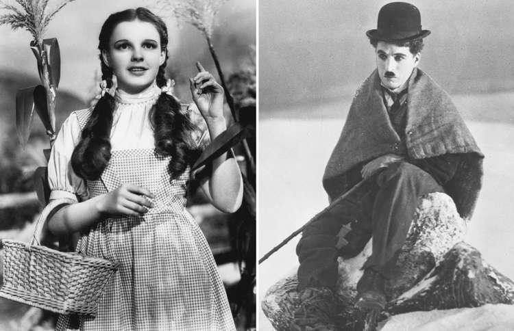 夏休み大特集、20世紀前半生まれの世界の名作映画85本