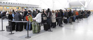 A file photo of Toronto Pearson Airport. Rana and Richard Florida share their experience of security measures at Pearson.