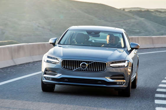 2020 Volvo S90 T8 Inscription Phev Awd Overview Msn Autos
