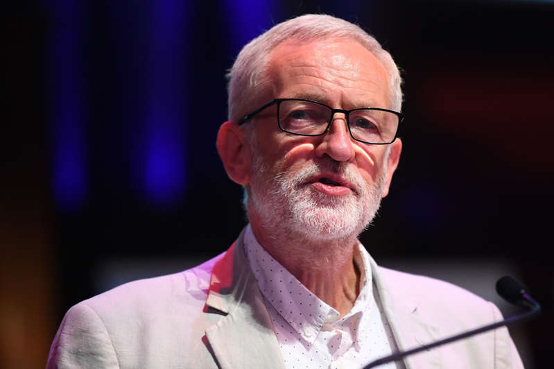 Jeremy Corbyn is under fire amid anti-Semitism claims surrounding the Labour Party