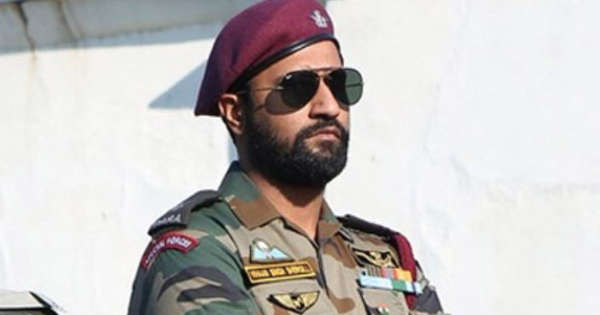 Vicky Kaushal posts fan's note who joined Indian Navy after