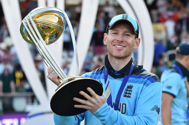 England win Cricket World Cup after super-over drama against