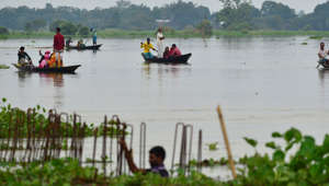Over 15 lakh affected as flood situation worsens in Assam