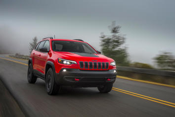 2020 Jeep Cherokee Trailhawk Review.2020 Jeep Cherokee Reviews Msn Autos