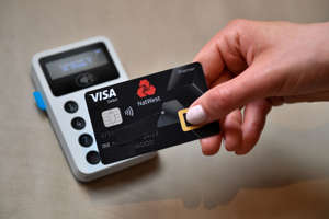 A credit card. (Picture for representation purpose only)