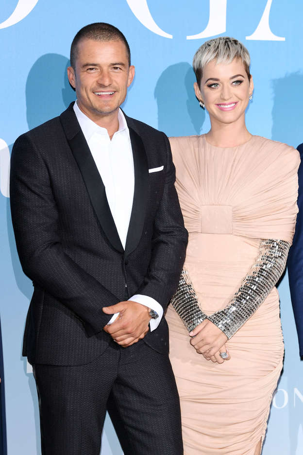 Orlando Bloom Reveals How He and Fiancée Katy Perry Make Long Distance Work