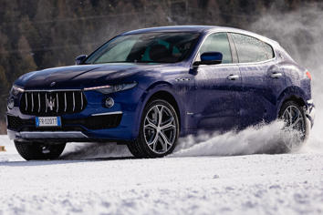 Research 2020                   MASERATI Levante pictures, prices and reviews
