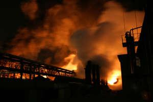 Huge blast rocks China gas plant, 'many injured': state media