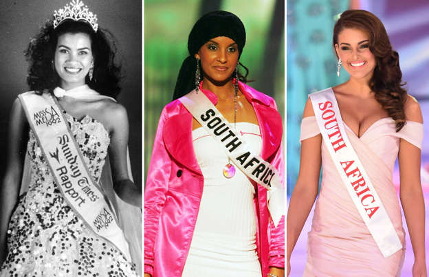 The Best & Worst Red Carpet Looks At Miss SA