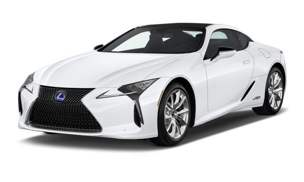 Slide 1 of 25: 2020 Lexus LC Hybrid