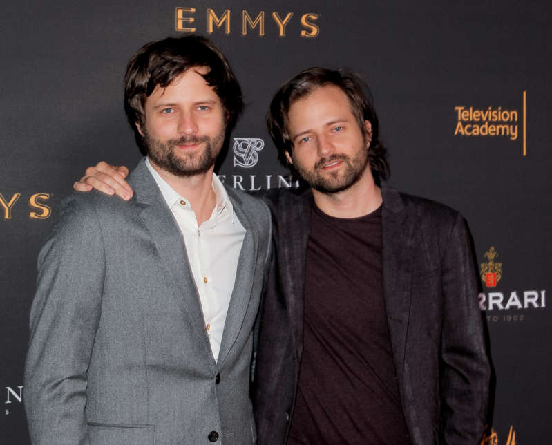 NORTH HOLLYWOOD, CA - SEPTEMBER 11:  Ross Duffer and Matt Duffer attend the Television Academy's Celebration of the nominees for outstanding witing at Saban Media Center on September 11, 2017 in North Hollywood, California.  (Photo by Tibrina Hobson/WireImage) Matt Duffer  (Photo by Tibrina Hobson/WireImage)