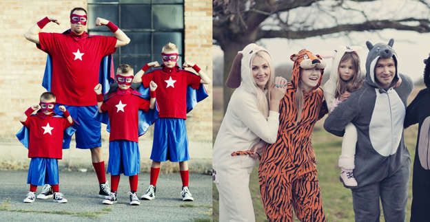 Halloween Costumes For Family Of 3 With A Baby Boy.20 Super Cute And Easy Family Halloween Costumes