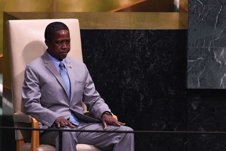 Zambia court adjourns ex-minister graft case that prompted
